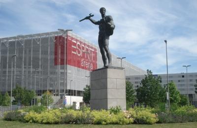 arena-werfer